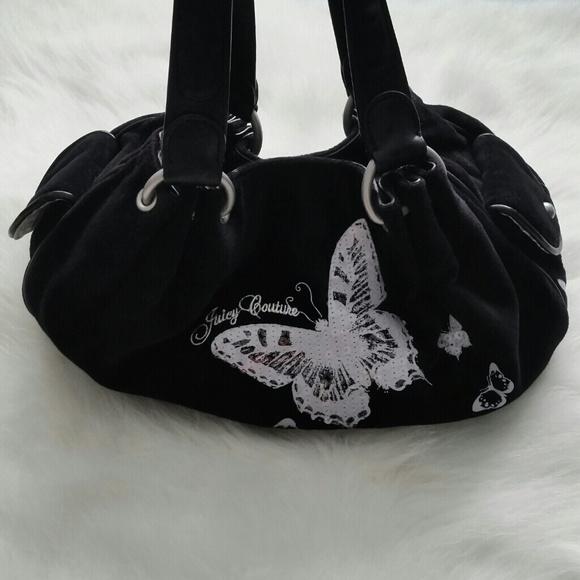 Juicy Couture Butterfly Sequin Bag edd5eee41058