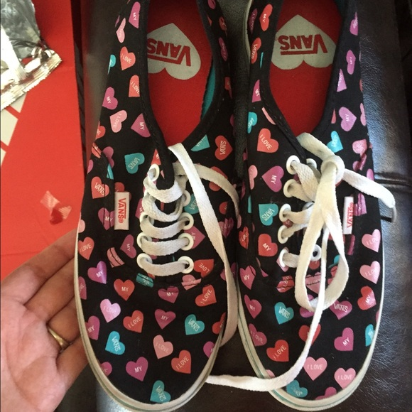 vans shoes logo. i love my vans heart logo shoes