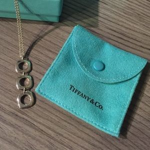 Sterling silver Tiffany &Co necklace