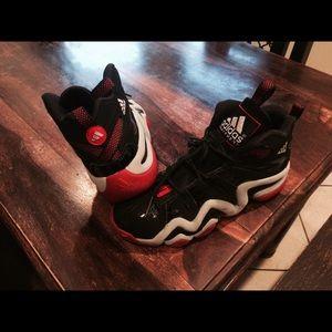 huge discount 60582 25901 Adidas Shoes - Adidas Crazy 8 Damian Lillard Pe