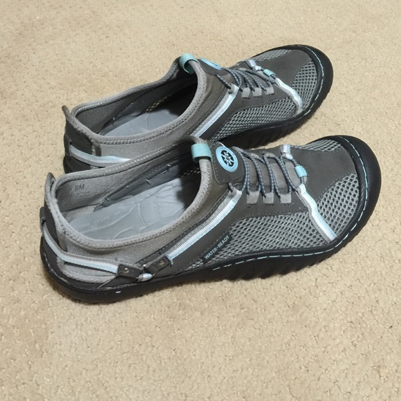 73% off J-41 Shoes - Water-Ready Walking Shoes from Kia's closet ...