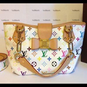 Louis Vuitton Annie MM Limited Ed Muticolor