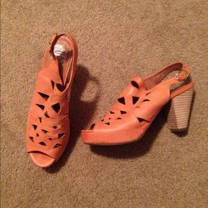 James campbell Shoes - Peep toe sandals