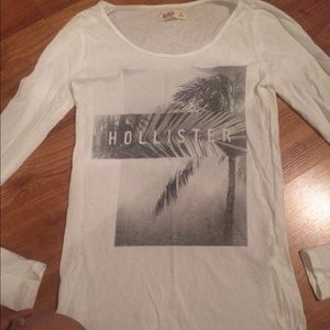 Long sleeve top from Hollister :)