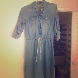 Ralph Lauren chambray dress