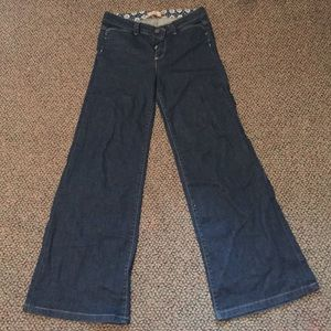 Bell bottom Paige jeans size 30