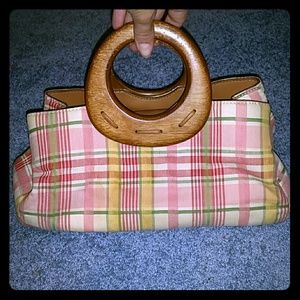 Bass Handbag Purse