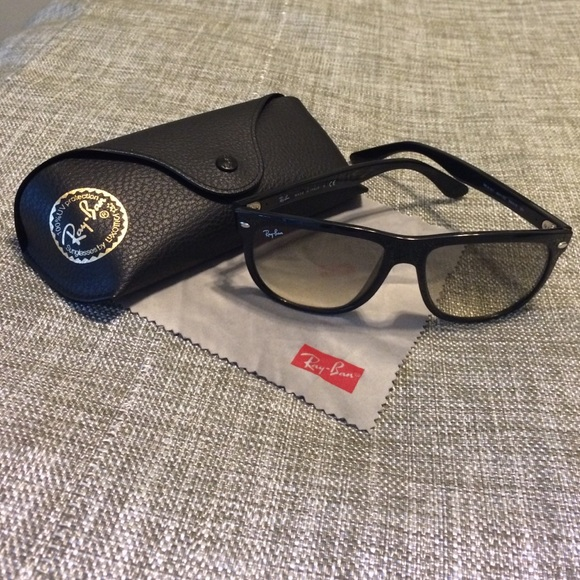 Ray Ban 4147 Black Sunglasses