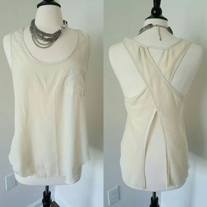 Zinga Tops - Ivory Top
