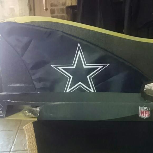 83bbd3ab795 Dallas Cowboys car fin