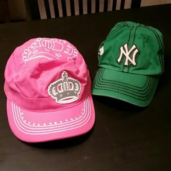 c84b3fcfa916d NY Yankee St Patrick s Day hat ....princess hat