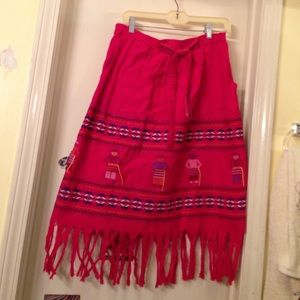 Skirt from Mexico