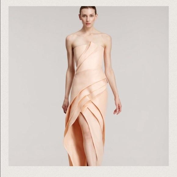 J. Mendel Dresses | J Mendel Evening Gown | Poshmark