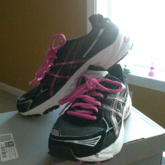 Girls Asics kids gel-galaxy 5 gs running shoe