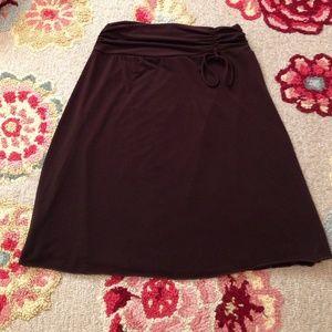 Amy's Closet Dresses & Skirts - NWOT brown flowy skirt