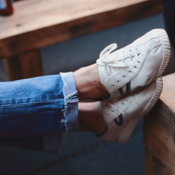 891d2780f Tretorn Shoes | Red Nylite Tennis Shoe | Poshmark