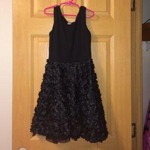 Black Puffy Dress