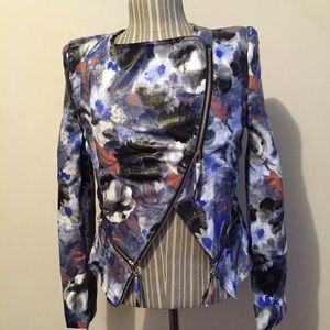 Jackets & Blazers - Brand new floral bomber jacket