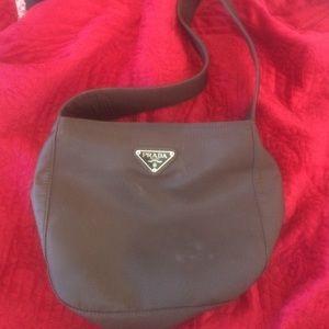 prada clutch black - 63% off Prada Handbags - Small Prada purse from Jessica's closet ...