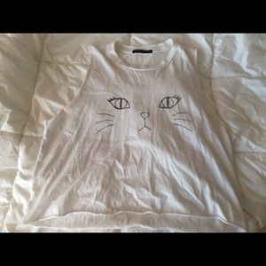 BM Kitty Muscle Tee