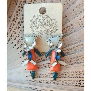 Jewelry - Tabitha Statement Earrings