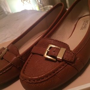 Michael KORS Leather Flats