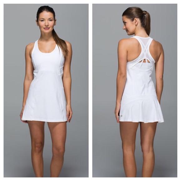Lululemon Athletica Dresses Nwt New Lululemon Ace Tennis