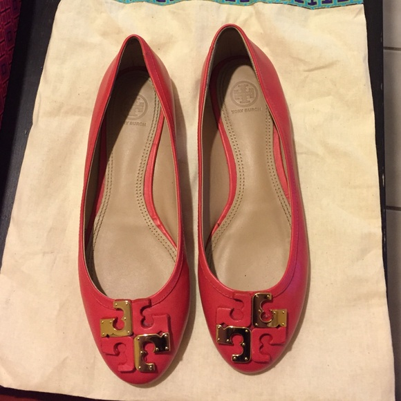 Tory Burch Lowell Flats Size 8.5