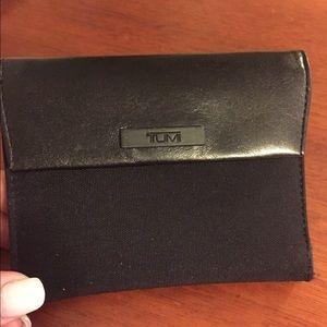 Tumi Accessories - Black Tumi wallet