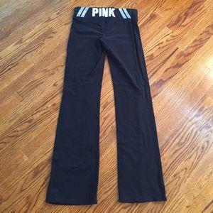 Pink yoga pants S