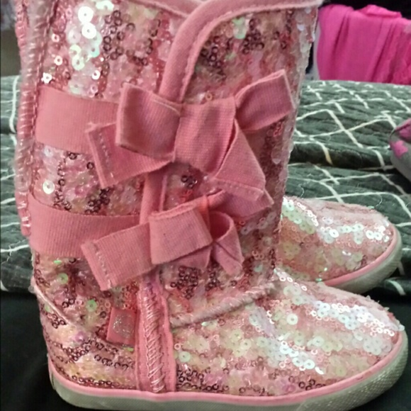 65% off sugar Other - Sugar brand boots toddler girls size 7 from ...