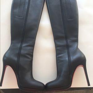 san francisco 7a02b 5861d 🚫SOLD🚫at eBay Christian louboutin boots