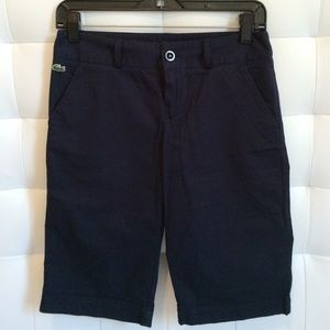 Lacoste Preppy Shorts - Women's
