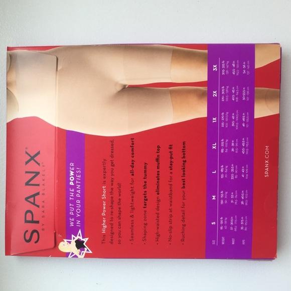 SPANX Intimates & Sleepwear - Spanx Higher Power Short