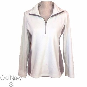 Old Navy Sweaters - Old Navy Mint Half Zip Fleece Jacket Small