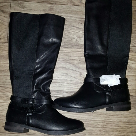 4d3bdef772a Lane Bryant Wide Calf Boots