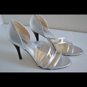Michael Kors sandal heels!