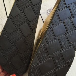 4fc72c6e8efeff Sam Edelman Shoes - FREE SHIPPING Sam Edelman liquid gold sandal