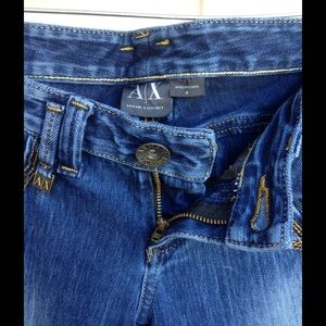 Armani Exchange Jeans - REAL REAL Armani Exchange Luxury Denim Skinny