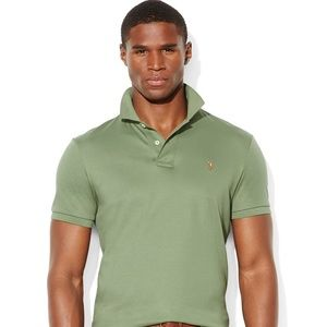 Polo by Ralph Lauren Other - Polo Ralph Lauren Pima Soft-Touch Polo