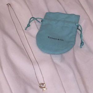 Tiffany & Co. Jewelry - 💍Tiffany Paloma Picasso Silver Heart Necklace
