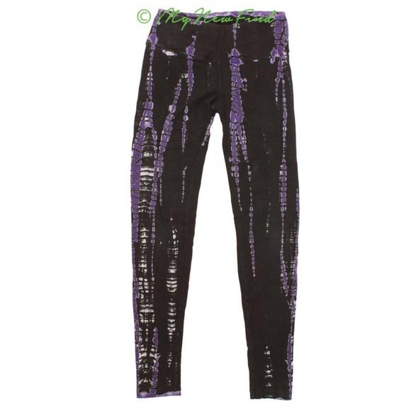 Hardtail Tye Dye Yoga Leggings