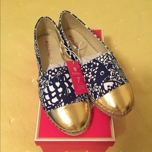 Lilly Pulitzer for Target Espadrilles