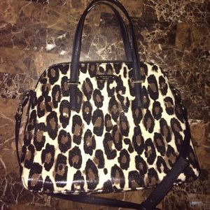 kate spade Bags   Cheetah Print Purse   Poshmark 66a377ccba
