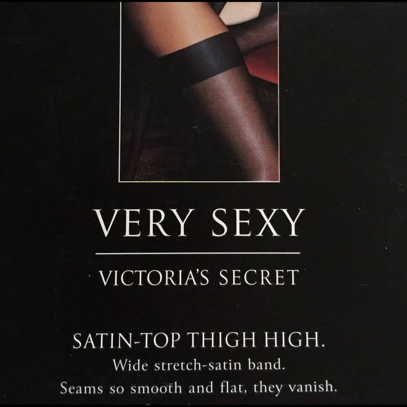 victorias secret very sexy thigh