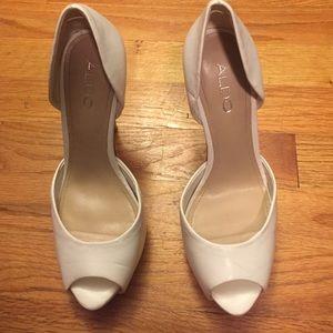 Also White Heels