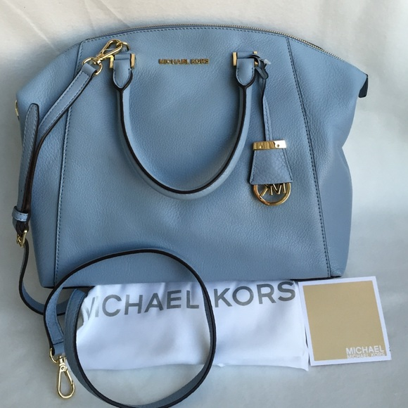 Michael MichAel Kors Riley - Pale Blue 68a057e9d3095