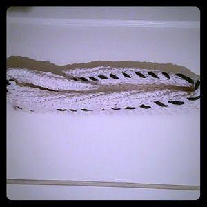 Handmade Infinity scarf