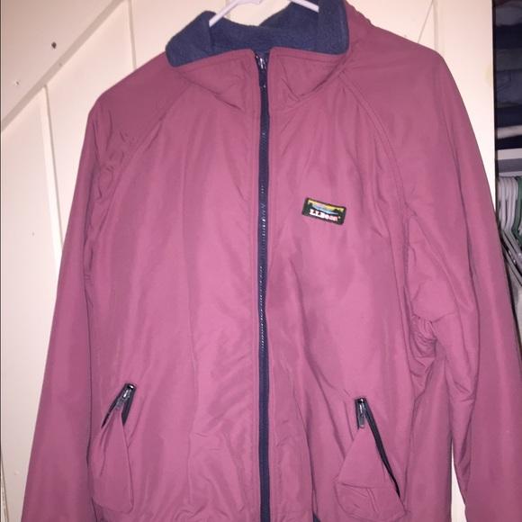 LL. Bean Winter Jacket From
