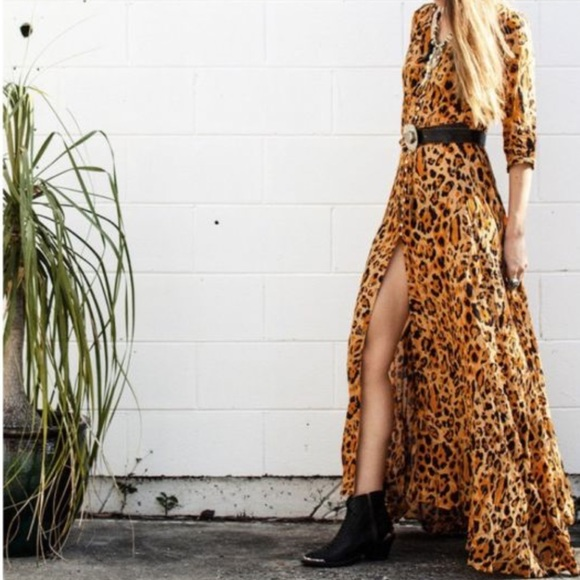 266e289a78d6 Spell & The Gypsy Collective Dresses | Wild Ones Amber Gown | Poshmark
